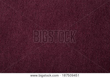 fabric texture burgundy carpeting - for background