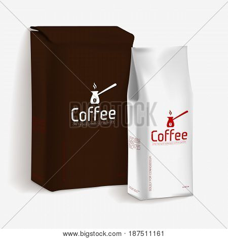 Vacuum Package Of Coffee
