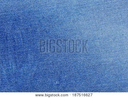 Jeans textile texture. Background and texture and background