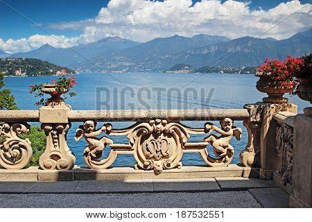 Villa Balbianello, Como Lake, Italy