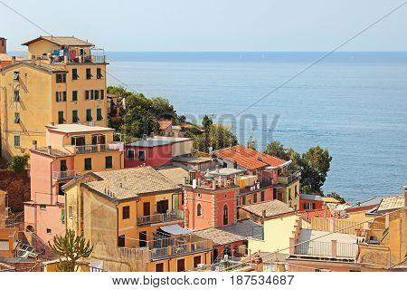 Old Village Of Riomaggiore