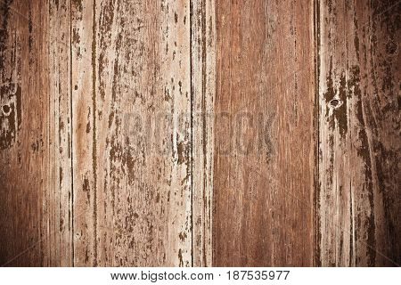 Brown wood texture can be used a background
