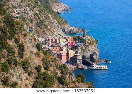 Ligurian Rocky Coast