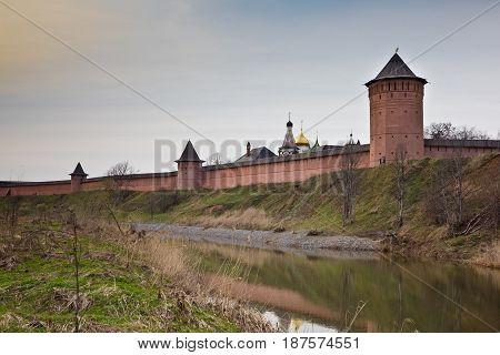 Spaso-Evfimiev male Monastery monastery in Suzdal, Russia