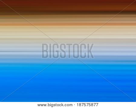 Horizontal sea and sunset bokeh background hd