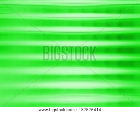 Horizontal green motion blur bokeh background hd