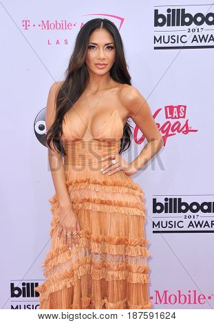 Nicole Scherzinger at the 2017 Billboard Music Awards held at the T-Mobile Arena in Las Vegas, USA on May 21, 2017.