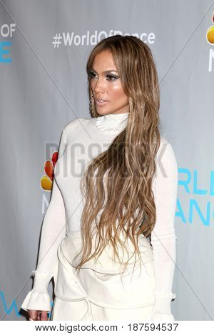 LOS ANGELES - JAN 25:  Jennifer Lopez at the
