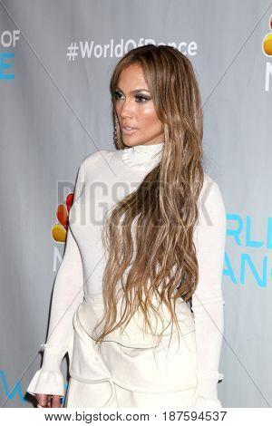 LOS ANGELES - JAN 25:  Jennifer Lopez at the
