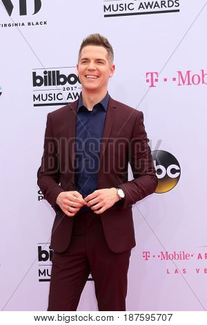 LAS VEGAS - MAY 21:  Jason Kennedy at the 2017 Billboard Music Awards - Arrivals at the T-Mobile Arena on May 21, 2017 in Las Vegas, NV
