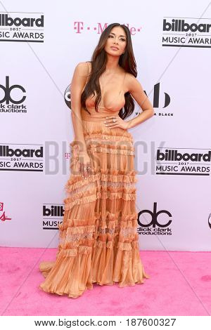 LAS VEGAS - MAY 21:  Nicole Scherzinger at the 2017 Billboard Music Awards - Arrivals at the T-Mobile Arena on May 21, 2017 in Las Vegas, NV