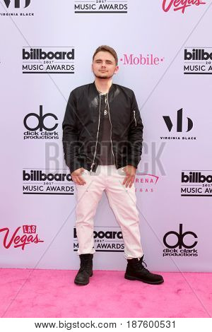 LAS VEGAS - MAY 21:  Prince Michael Jackson at the 2017 Billboard Music Awards - Arrivals at the T-Mobile Arena on May 21, 2017 in Las Vegas, NV