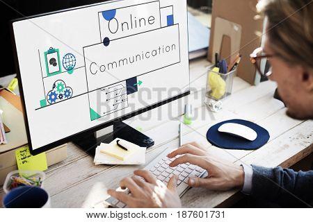 Global Technology Social Media Network
