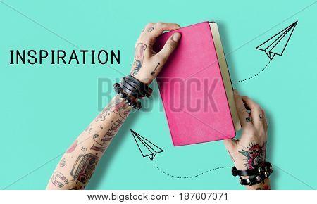 Creative Ideas Design Inspiration Illustration