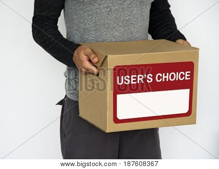 User Choice Customer System Registration