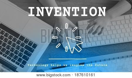 Innovation Invention Modern Technology Concept