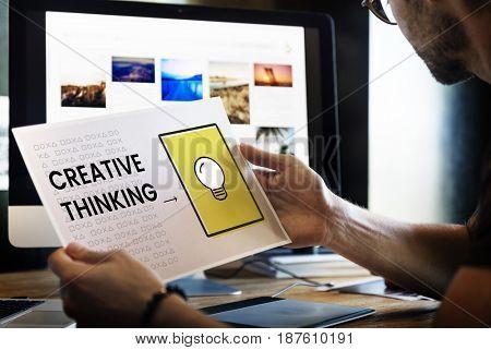 Creative Thinking Innovation Imagination Concept