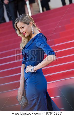 Petra Nemcova at the 120 Beats Per Minute (120 Battements Par Minute)  premiere for at the 70th Festival de Cannes.May 20, 2017 Cannes, France