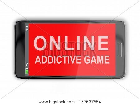 Online Addictive Game Concept