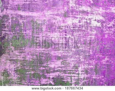 Canvas textured purple background, concrete wall pattern