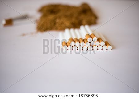 The Fight Against Smoking, Cigarettes, Tobacco, Unhealthy, Lung, Smokers Die Young, Stop Smoking, No