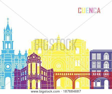 Cuenca Ec Skyline Pop
