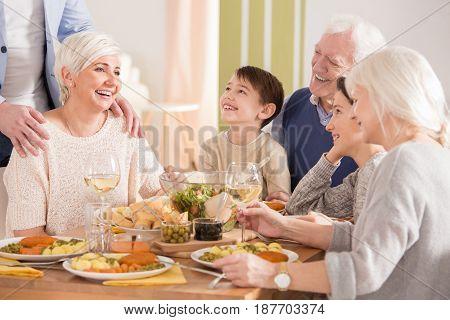 Parents Sharing Memories