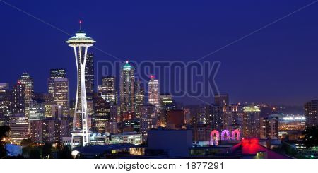 Night At Seattle