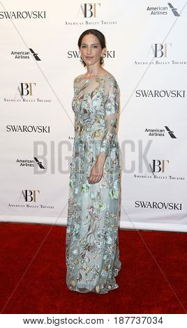 NEW YORK-MAY 22: Kara Medoff Barnett attends the American Ballet Theatre 2017 Spring Gala at David H. Koch Theater at Lincoln Center on May 22, 2017 in New York City.