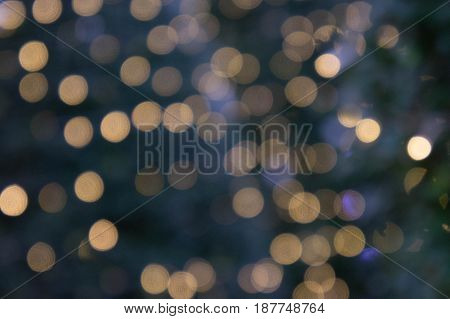 abstract texture color bokeh black night background