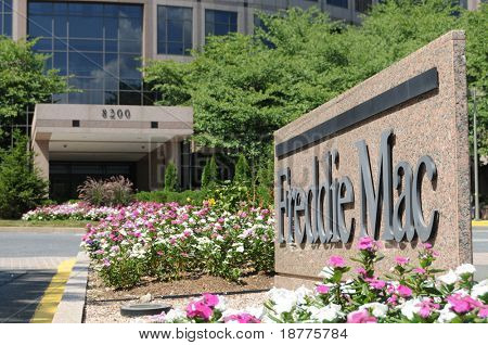 Freddie Mac headquarters in McLean, Virginia