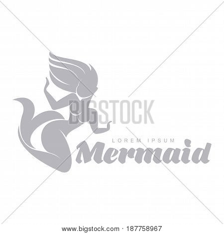 Mermaid Set Logo