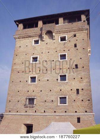 Tower of San Michele Cervia Tower of San Michele Cervia