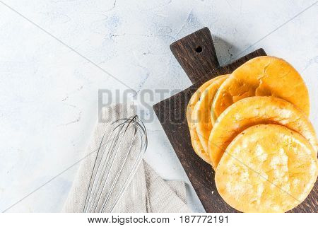 Homemade Tortillas Cloud Bread
