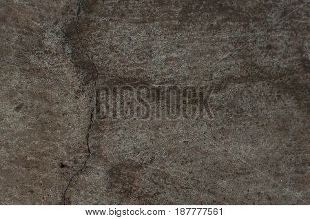 Background of stone gray wall texture photo