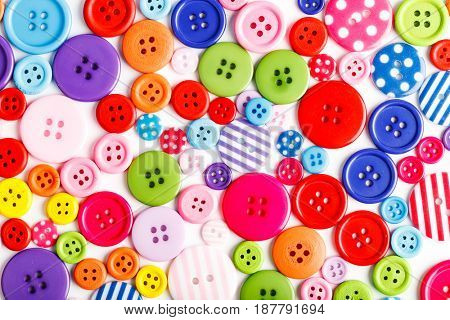 Background of  color  buttons