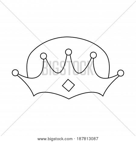 wise man crown epiphany design vector illustration