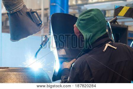 Welder Welding Iron