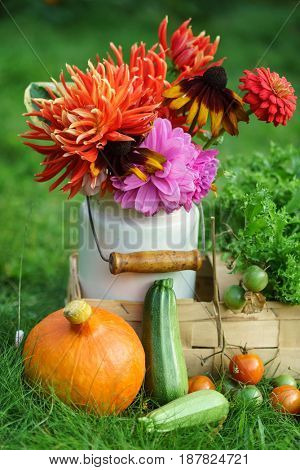 autumn arrangement
