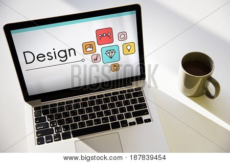 Design Creative Ideas Work Concept