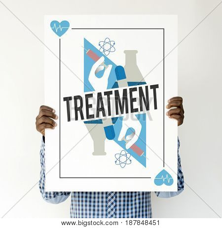 Health Medicine Treatment Wellness Concept