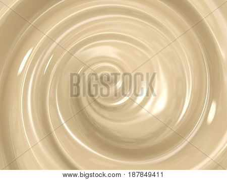 Liquid Foundation Swirl