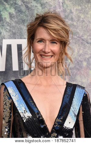 LOS ANGELES - MAY 19:  Laura Dern arrives for the premiere of
