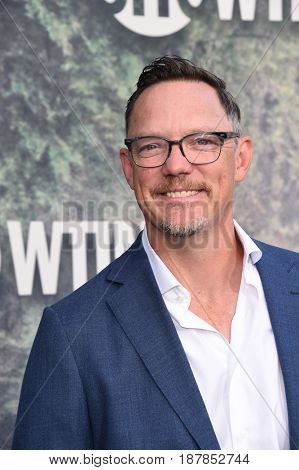 LOS ANGELES - MAY 19:  Matthew Lillard arrives for the premiere of