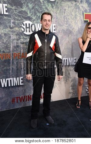 LOS ANGELES - MAY 19:  Sean Murray arrives for the premiere of