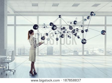 Technologies for social cooperation . Mixed media . Mixed media