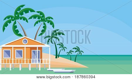 The House On The Shore.eps