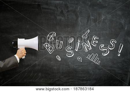 Effective business marketing