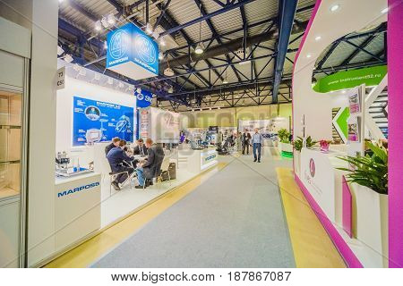 Exhibition Metalworking Industry