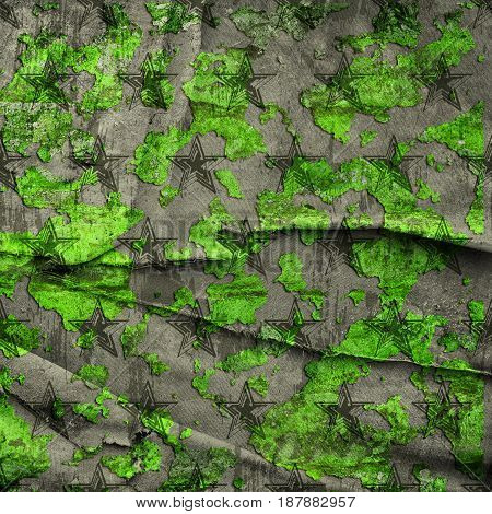 Abstract Grunge Military Background